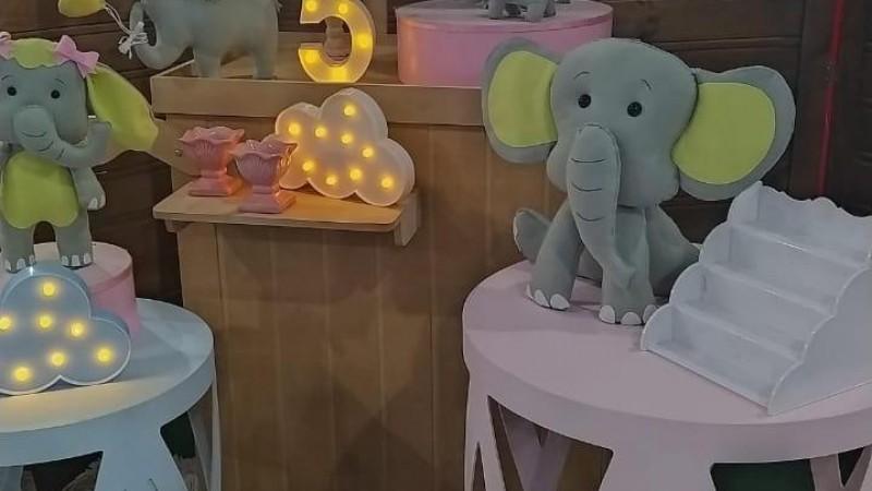 Carrinho pocket Elefantinho